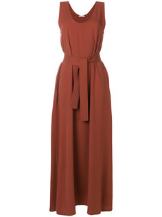 длинное свободное платье Société Anonyme