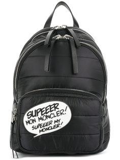 рюкзак Kilia с заплаткой Moncler