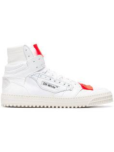 Низкие кроссовки Off White