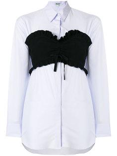 длинная рубашка-бюстье  Kenzo