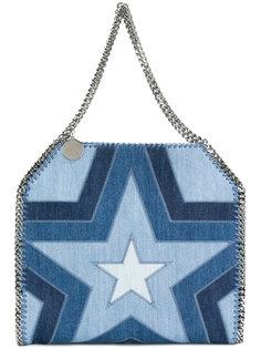 джинсовая сумка-тоут Falabella Stella McCartney