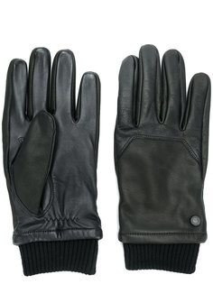 ribbed cuff gloves Canada Goose