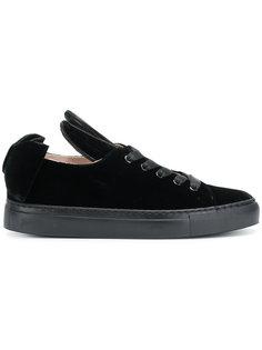 бархатные кроссовки T-Bow Minna Parikka