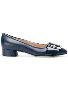 туфли с пряжкой Casadei