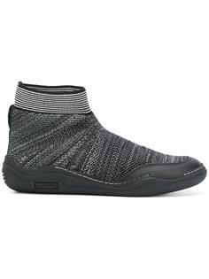 хайтопы в стиле носка Lanvin