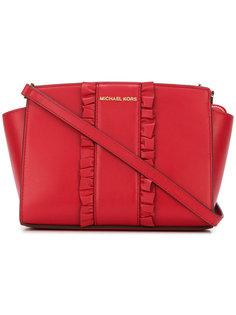 объемная сумка-мессенджер Selma Michael Michael Kors