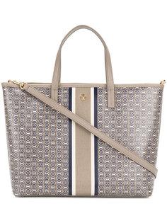 сумка-тоут с орнаментом Tory Burch