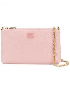 зернистая сумка на плечо Dolce & Gabbana
