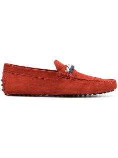 new gommini intreccio loafers Tods Tod'S