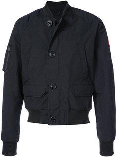 укороченная куртка-бомбер Canada Goose