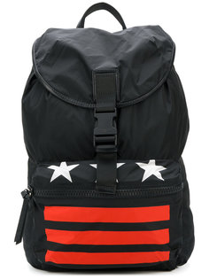 star striped backpack Givenchy