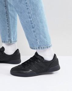 Черные кроссовки adidas Skateboarding City Cup CG5636 - Черный