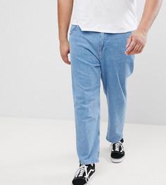 Синие джинсы ASOS PLUS - Синий