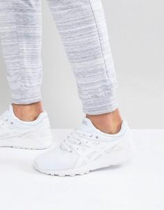 Белые кроссовки Asics Gel-Kayano EVO H707N-0101 - Белый