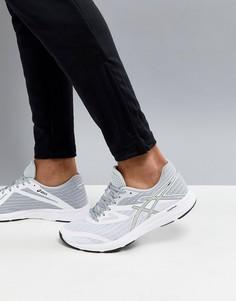 Белые кроссовки Asics Running Amplica T825N-0193 - Белый