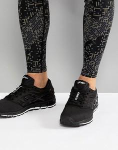 Черные кроссовки Asics Running Gel Quantum 180 T837N-1690 - Черный