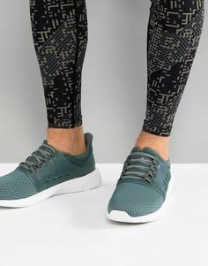 Зеленые кроссовки Asics Running Gel Kenun Lyte T830N-8281 - Зеленый