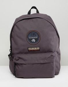 Серый рюкзак с логотипом Napapijri Voyage - Серый