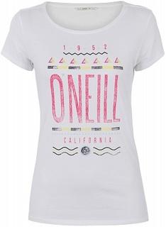Футболка женская ONeill 90S Logo Oneill