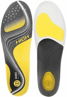 Стельки Sidas 3 Feet Activ High ( Высокий свод)