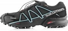 Кроссовки женские Salomon Speedcross 4, размер 37