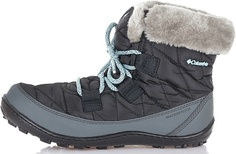 Ботинки утепленные для девочек Columbia Youth Minx Shorty Omni-Heat WP, размер 36