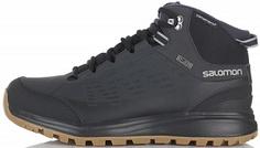 Ботинки утепленные мужские Salomon, размер 40