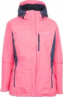 Куртка утепленная женская Columbia Montague Pines
