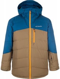 Куртка утепленная мужская Columbia Woolly Hollow