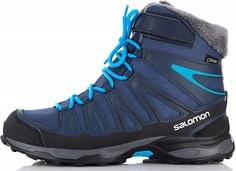 Сапоги утепленные для мальчиков Salomon X-Ultra Winter Gtx