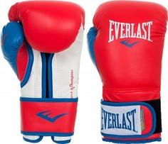 Перчатки боксерские Everlast Powerlock, размер 16