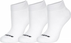 Носки для девочек Skechers, 3 пары, размер 24-35