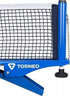 Сетка для настольного тенниса с креплением Torneo