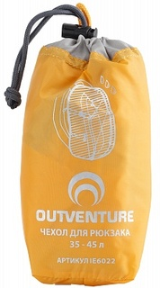 Накидка на рюкзак Outventure, 35-45 л