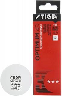 Мячи для настольного тенниса Stiga Optimum, 3 шт.