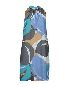 Платье до колена Jupe DE Satin