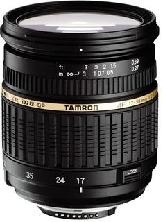 Объектив Tamron SP AF 17-50 mm f/2.8 XR Di II LD Aspherical (IF) CANON EF-S