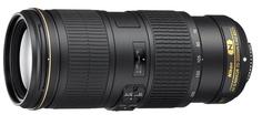 Объектив Nikon AF-S 70-200mm f/4G ED VR