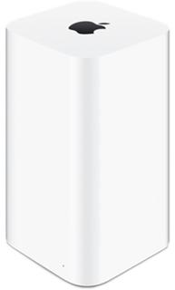 Роутер Apple AirPort Extreme ME918RU/A (белый)