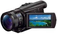 Видеокамера Sony HDR-CX900E (черный)