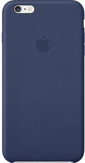 Клип-кейс Клип-кейс Apple для iPhone 6 Plus кожаный (темно-синий)