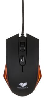 Мышь COUGAR 200M (оранжевый)