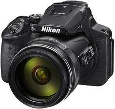 Цифровой фотоаппарат Nikon Coolpix P900 (черный)