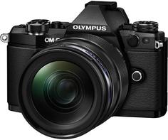 Фотоаппарат со сменной оптикой Olympus OM-D E-M5 Mark II Kit 12-40 (черный)