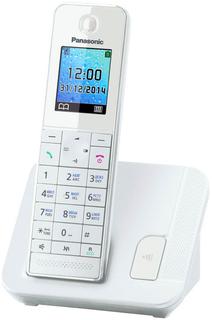 Радиотелефон Panasonic KX-TGH210 (белый)