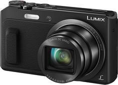 Цифровой фотоаппарат Panasonic Lumix DMC-TZ57 (черный)