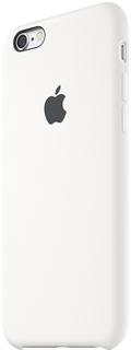 Клип-кейс Клип-кейс Apple для iPhone 6/6S силиконовый (белый)