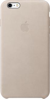 Клип-кейс Клип-кейс Apple для iPhone 6 Plus/6S Plus кожаный (телесный)