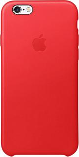 Клип-кейс Клип-кейс Apple для iPhone 6/6S кожаный (красный)