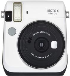 Фотоаппарат моментальной печати Fujifilm Instax Mini 70 (белый)